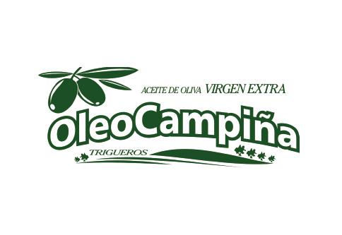 """Logo de S.C.A. San Antonio Abad """"Oleocampiña"""" (Trigueros)"""