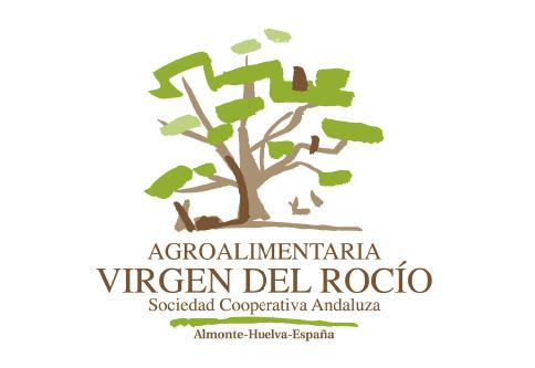 """Logo de S.C.A. Agroalimentaria Virgen del Rocío """"Blanca Paloma"""" (Almonte)"""