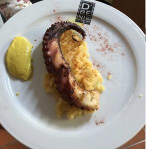 Restaurante D'benis trigueros